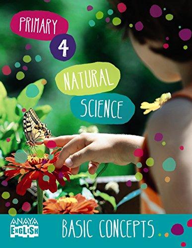 Natural Science 4. Basic Concepts. (Anaya English) - 9788467878141