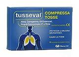TUSSEVAL 15 Compresse Tosse - Protegge prime vie aeree- Calma la tosse
