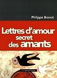 lettres d amour secret des amants