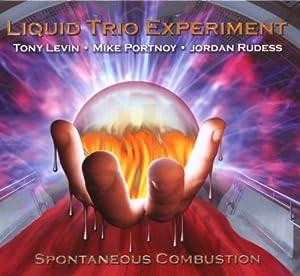 Liquid Trio Experiment - Spontaneous Combustion