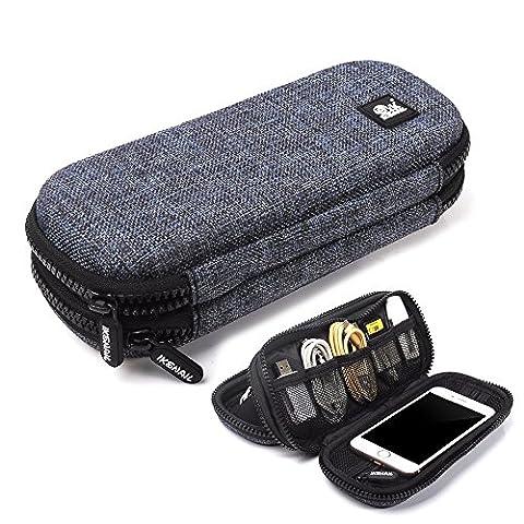 Tragbare Digitale Organizer Tasche, Evershop Wasserdicht & Shockproof Travel Case