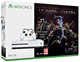 Xbox One: S 500GB + Shadow of War [Bundle]