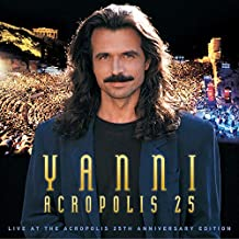 Yanni - Live At The Acropolis - 25th Anniversary