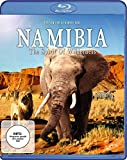 Namibia-The Spirit of Wilder [Blu-ray] [Alemania]