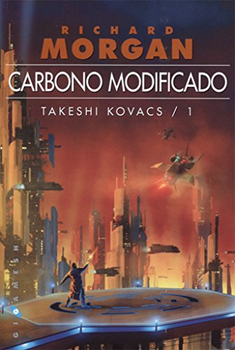 Tapa Blanda, Takeshi Kovacs: Carbono modificado