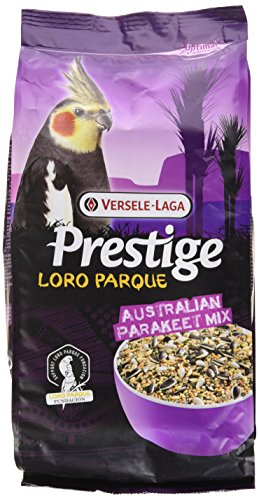 VERSELE LAGA a-16540 Prestige Premium Perroquet peri Australien - 1 kg