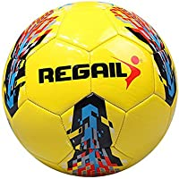 Bloomma Balón de fútbol Tradicional, Entrenamiento de fútbol estándar, Producto Esencial para el Entrenamiento Juvenil