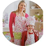 Cooksmart - Juego familiar, 5 piezas, modelo Cupcakes
