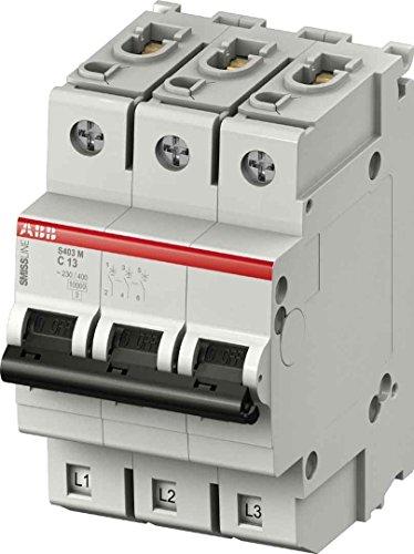 ABB-ENTRELEC S403M-C10 - INTERRUPTOR AUTOMATICO SMISSLINE
