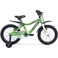 Kawasaki KBX 12 - Bicicleta para niño de 3-6años