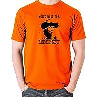 Revolution Ape -  T-shirt - Uomo - Arancione Saddle