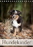 Hundekinder (Tischkalender 2019 DIN A5 hoch): Hundekinder (Monatskalender, 14 Seiten ) (CALVENDO Tiere)