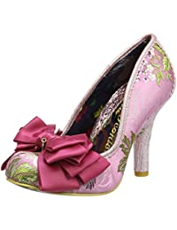 51294f250ef3 Irregular Choice Women s Ascot Closed-Toe Heels