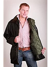 Hunter Outdoor Poacher Deluxe Hunting Jacket 3 in 1 OLIVE