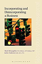 Incorporating and Disincorporating a Business