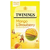 Best Twinings Green Leaves - Twinings Strawberry and Mango 20 Tea Bags Review