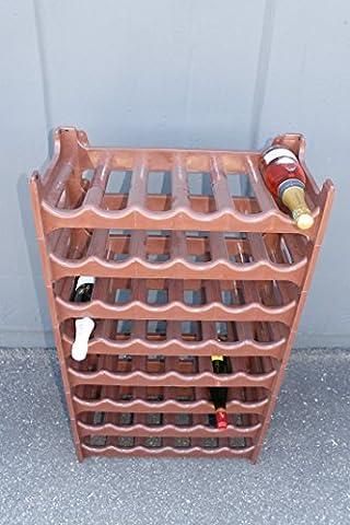 Casiers Modulable - Cave à vin modulable, Étagère à bouteille,