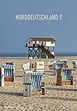 Norddeutschland 2018 - Bildkalender (24 x 34) - Landschaftskalender - Schleswig-Holstein - Hamburg - Niedersachsen