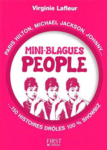 Le Petit livre de - Mini blagues people