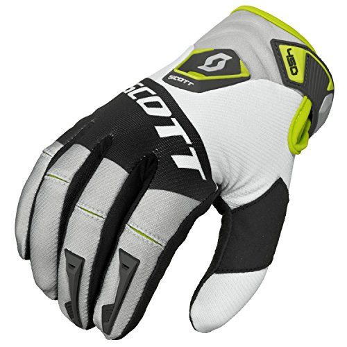 SCOTT 450 PODIO MX MOTOCROSS/DH GUANTES DE CICLISMO COLOUR NEGRO/GRIS 2016  COLOR   TAMAÑO XL (11)