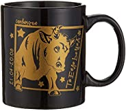 Harmony Zodiac Mug With Constellation Designs, Ym-7102Bs_11, 11oz