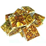 #3: Emazing Gourmet - Special Export Quality Assored Chikki ( Almond Kaju Pista & Mixed Dry Fruits ) - 400 grams.High Content Of Dry Fruits - Low Sugar - Our Very own DESI - Energy Bar !