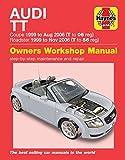 Audi TT 1,8 T 1999bis 2006Haynes Manual Handbuch