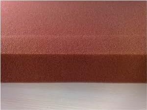Filterschaum 100x200x4cm (R) Filtermatte Teichfilter Teich