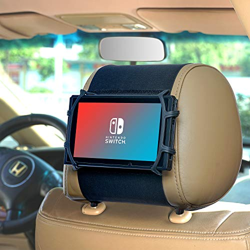 Wanpool - supporto flessibile per poggiatesta auto per nintendo switch & i pad air, i pad mini e altri tablet