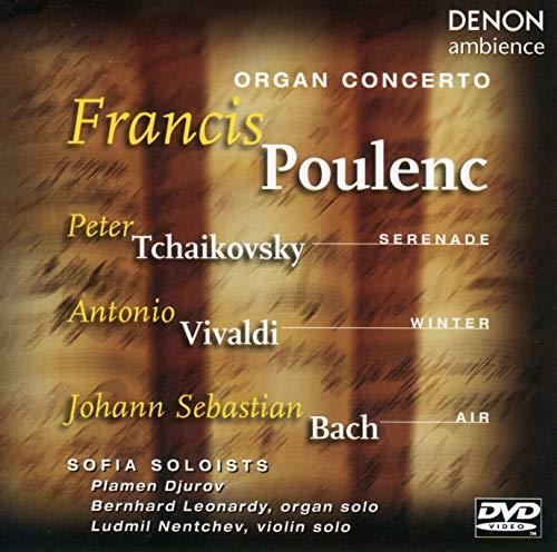 "Poulenc, Francis ""Orgelkonzert"", Antonio Vivaldi ""Winter"" u. a."