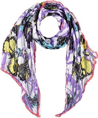 PASSIGATTI Damen Schal 48021, Gr. one size, Violett (1-flieder)