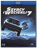 Szybcy i wściekli 7 / Fast & Furious 7 [Blu-ray] [PL Import]