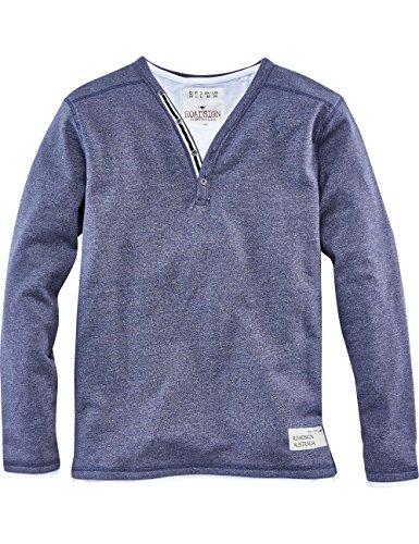 """ROADSIGN australia Sweatshirt """"Urban Ocean"""" Blau"""