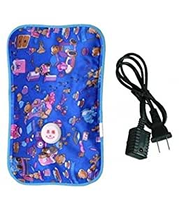 HEJ Kawachi Electric Rechargeable Heating Pad For Body Pain Relief Multicolor