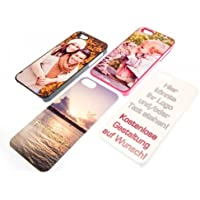 Personalisierte Fotohülle für Apple iPhone 5 / 5S / SE * individualisiertes Cover * eigenes Foto * viele Farben