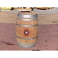 225 Liter gebrauchtes Barriquefass Eichenfass Weinfass Holzfass Wasserfass Dekofass Regentonne Fassregntonne Wasserfass Stehtisch Fasstisch