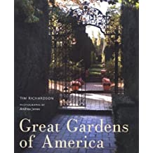Great Gardens of America by Tim Richardson (2009-09-22)