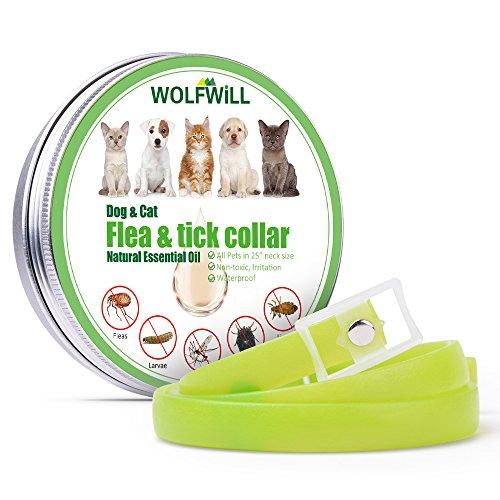 WolfWill Collar Antiparasitario