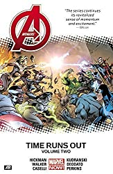 Avengers: Time Runs Out Vol. 2 by Jonathan Hickman (2015-11-10)