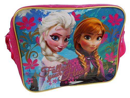 Disney Frozen enfants de rose fille 'Reine des Neiges' Sac à bandoulière