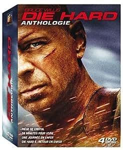 Die Hard - Anthologie - Coffret collector 4 DVD