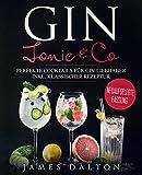 Gin, Tonic & Co.: Perfekte Cocktails für Gin-Liebhaber inkl. klassischer Rezeptur