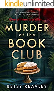 Murder at the Book Club: a gripping crime mystery that will keep you guessing