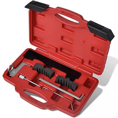 guyifuzhuangs Werkstattausrüstung & Werkzeuge Handwerkzeuge Motorsteuerung Werkzeug-Set 7-TLG Nockenwelle für Opel