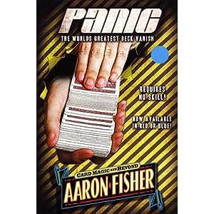 Panic (Bleu) - Aaron Fisher