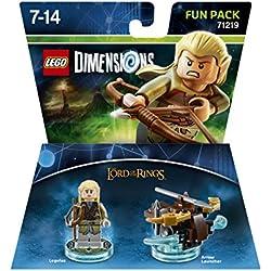 TT Games Lego Dimensions Fun Pack - Lord Of The Rings: Legolas