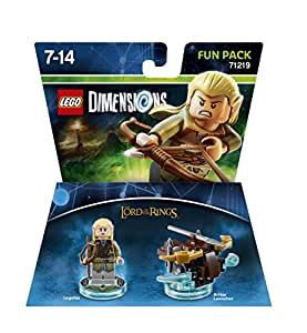 Lego Dimensions Fun Pack - Lord Of The Rings: Legolas