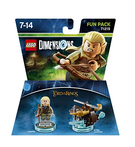 LEGO Dimensions: Fun Pack - Lord of the Rings Legolas