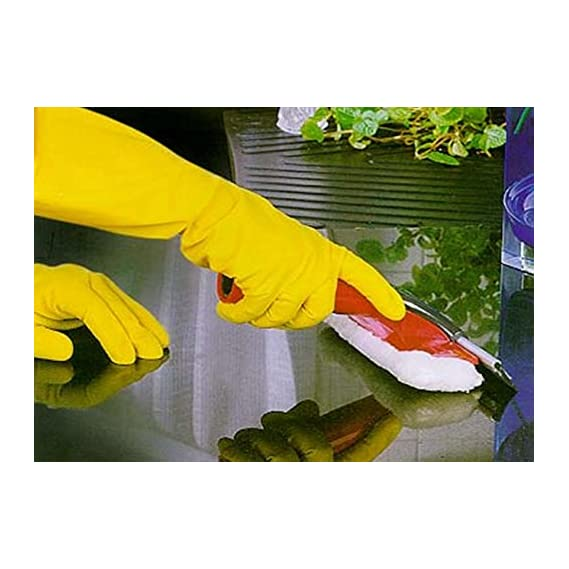 Seedstores : Multi Purpose Gloves Size Medium 1 Pair Gardening Dish Washing