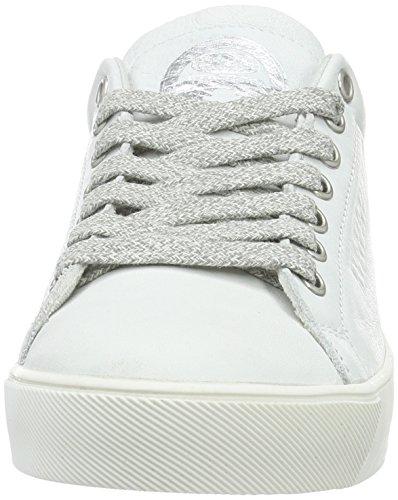 Napapijri Damen Minna Sneakers Weiß (white N29)